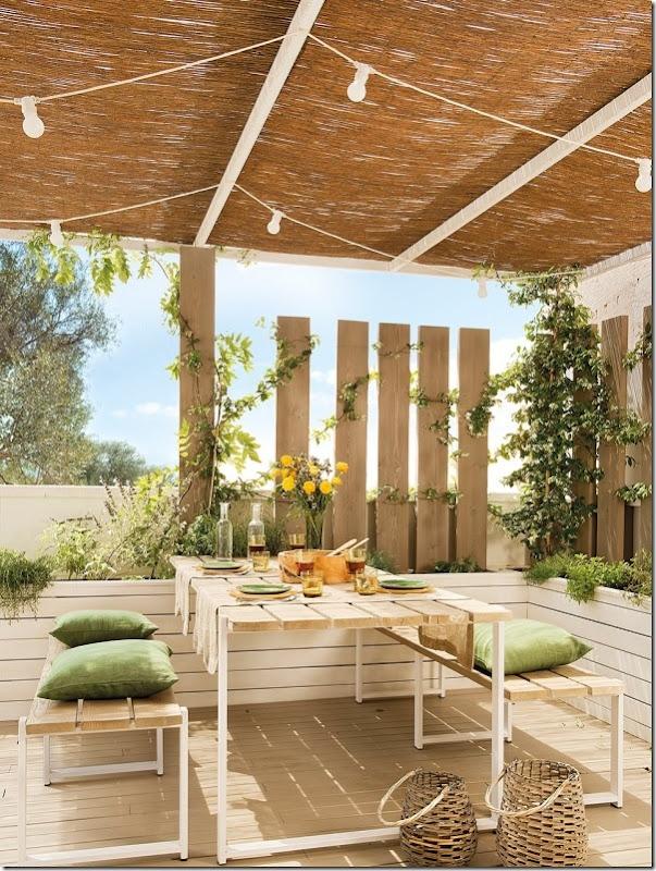 5 idee per arredare terrazzi e balconi case e interni