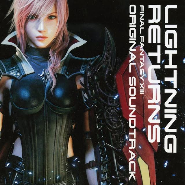 LIGHTNING RETURNS:FINAL FANTASY XIII オリジナル・サウンドトラック