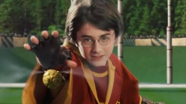 Há exatamente 29 anos Harry Potter e os Weasleys jogavam Quadribol