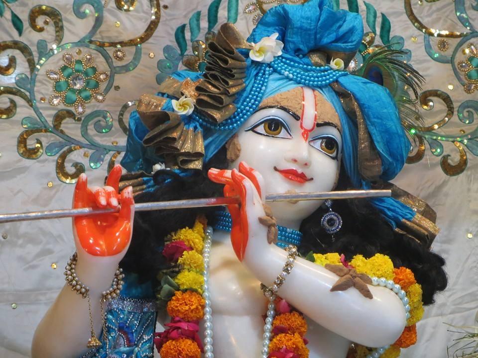 ISKCON Aravade Deity Darshan 16 May 2016 (6)