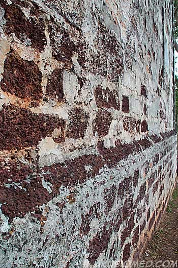 dinding Gereja St Paul