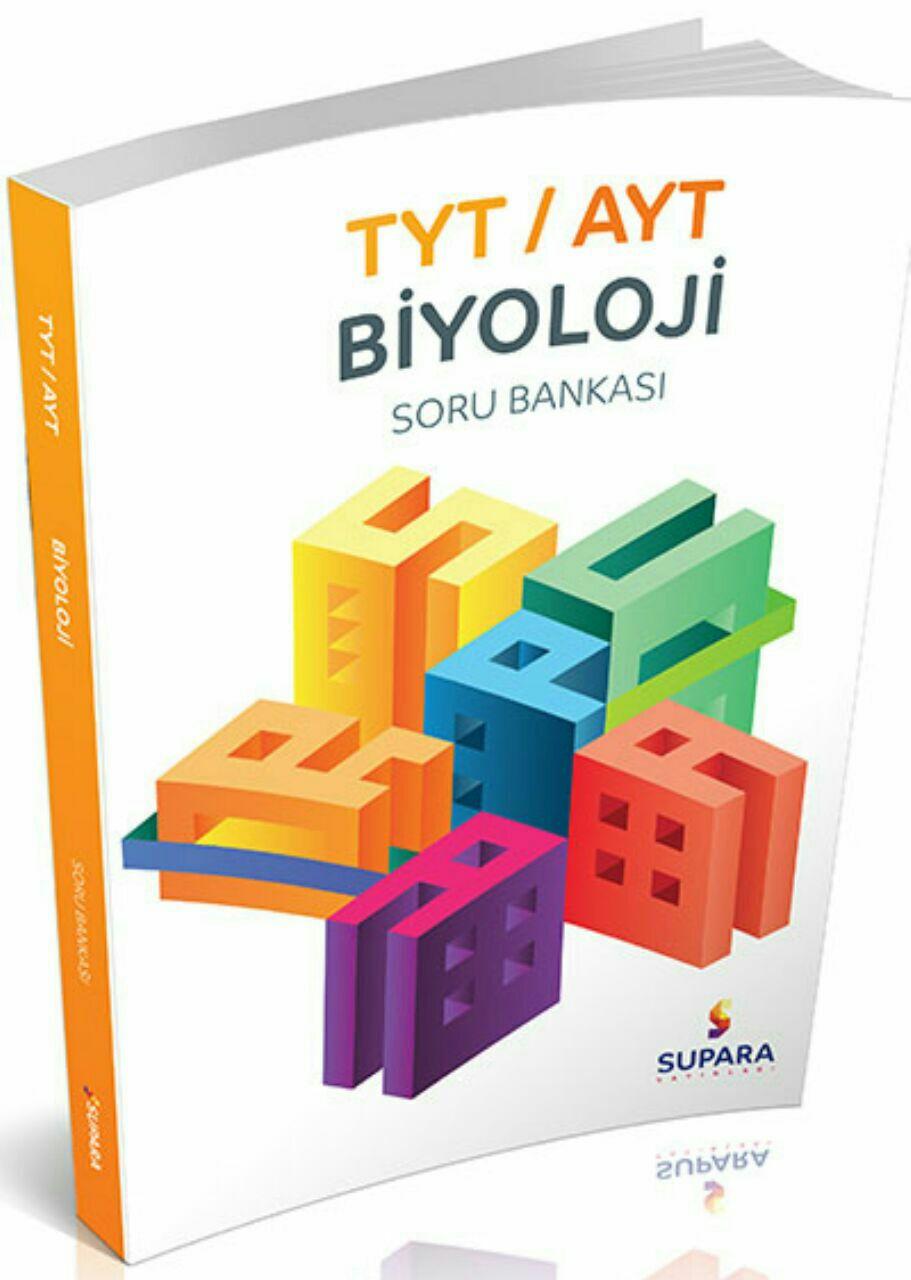 Supura Yayınları TYT AYT Biyoloji Soru Bankası