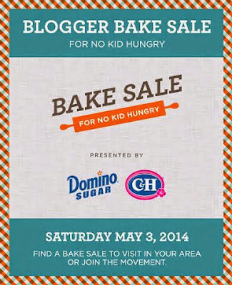 National Bloggers Bake Sale for No Kid Hungry, Portland Edition 2014