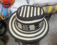 Sombrero Vueltiao Tipo Jorge Celedón Ref. 2
