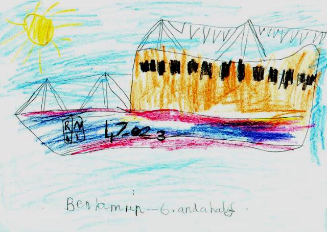 Lifeboat - Benjamin