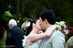 Foto 1006. Marcadores: 13/06/2009, Casamento Flavia e Daniel, Teresopolis