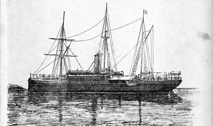 Grabado del SAN FERNANDO aparecido en el diario El Correo de España en su edición del 6 de octubre de 1895.png