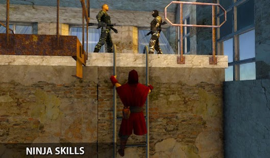 Ninja Assassin Prison Escape- screenshot thumbnail