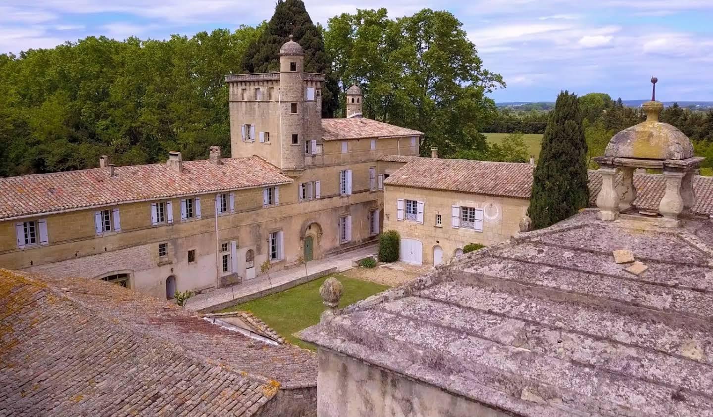 Château Aigues-Mortes