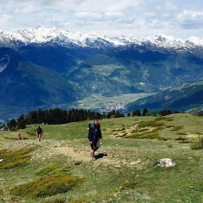 Berglouter, unser Partner für Panorawanderungen im Vinschgau