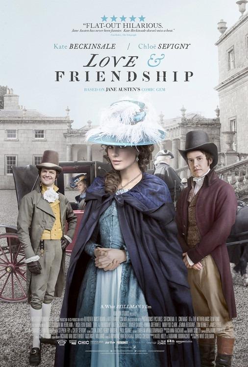 Yêu Và Tình Bạn - Love and Friendship (2016)