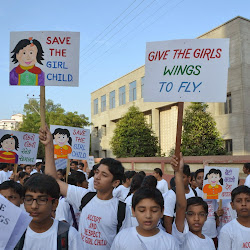 2013-10-20-Accept and Respect the Girl Child Rally