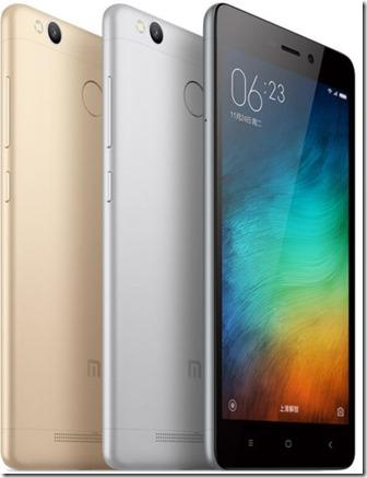Xiaomi Redmi 3 Pro Diluncurkan, Usung RAM 3GB & Fingerprint Sensor