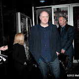 WWW.ENTSIMAGES.COM -   Dara O' Briain   leaving   The Look Of Love - UK film premiere at Curzon Soho, 99 Shaftesbury Avenue, London, April 15th 2013                                                      Photo Mobis Photos/OIC 0203 174 1069