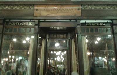 Caffè Mulassano in Turin, Italy
