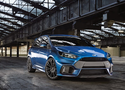 2016 Ford Focus RS 2