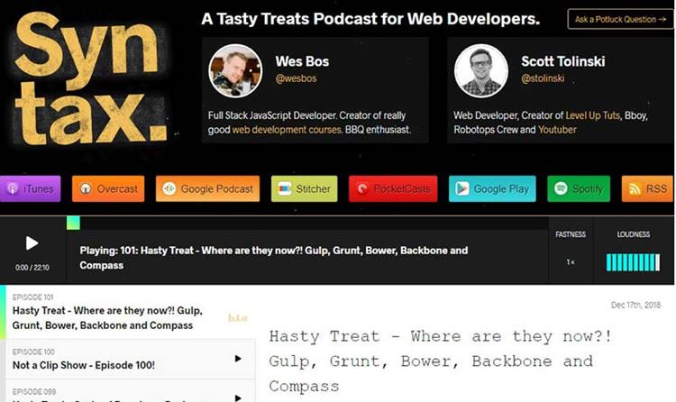 8 podcasts recomendados para diseñadores web