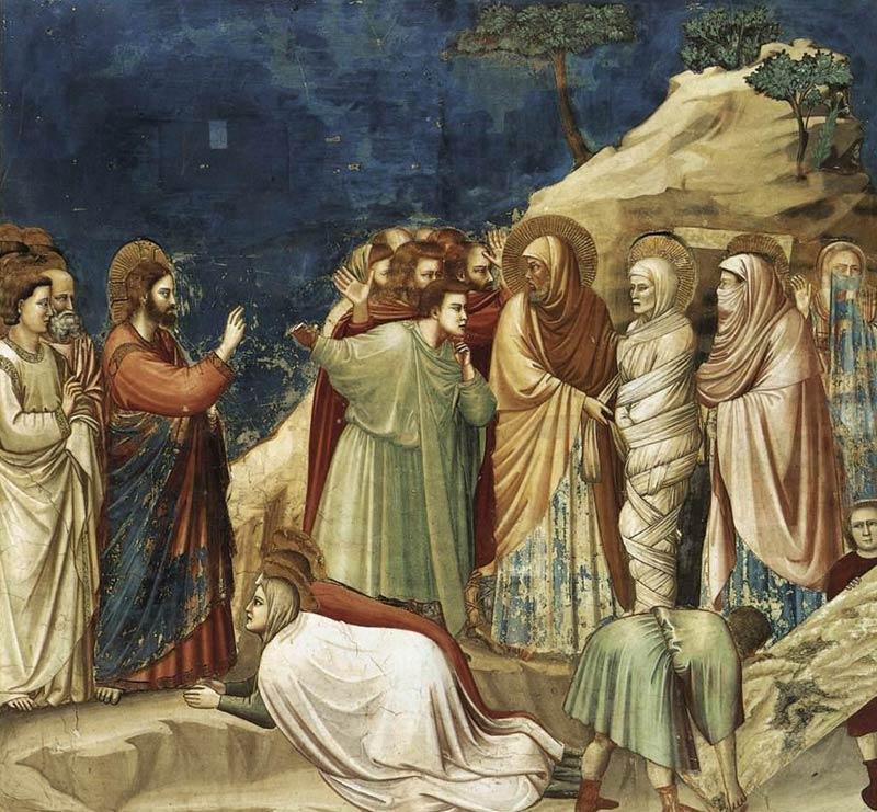 04 Resurrezione di Lazzaro