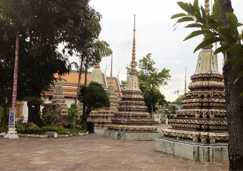Half Day Itinerary For The Grand Palace Area From Khao San Road(Bangkok)