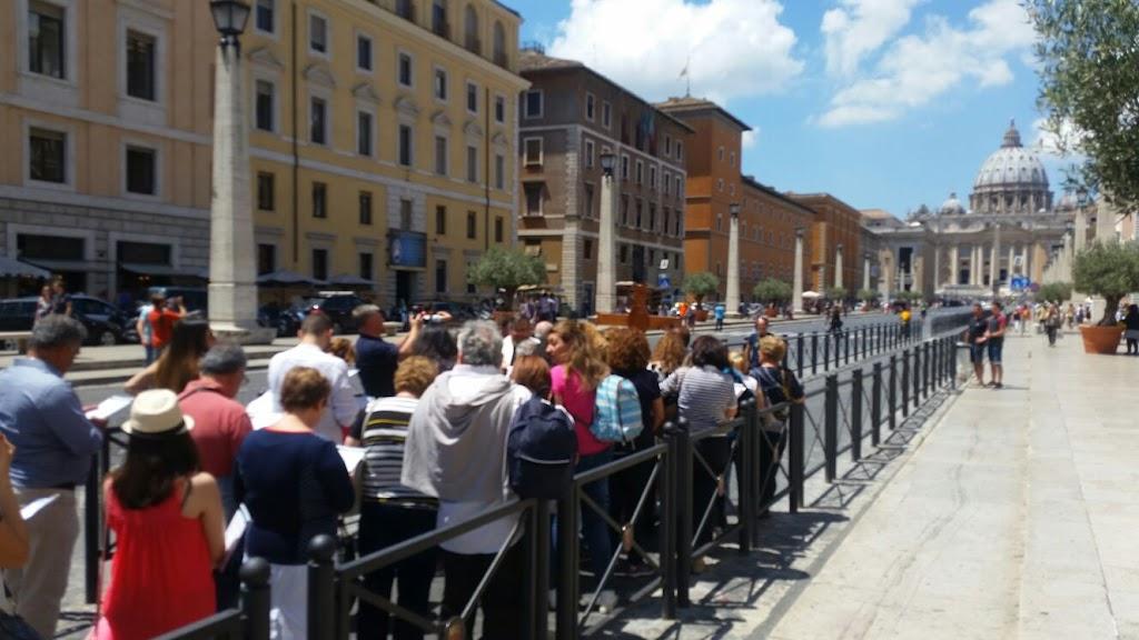 Pielgrzymi z Castellammare w Rzymie, 8 czerwca 2016 - IMG-20160608-WA0017.jpg