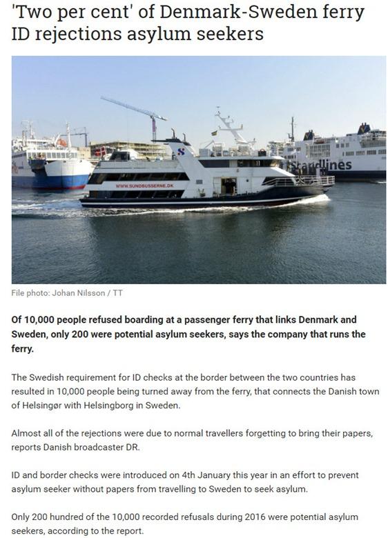 ferry 2 percent