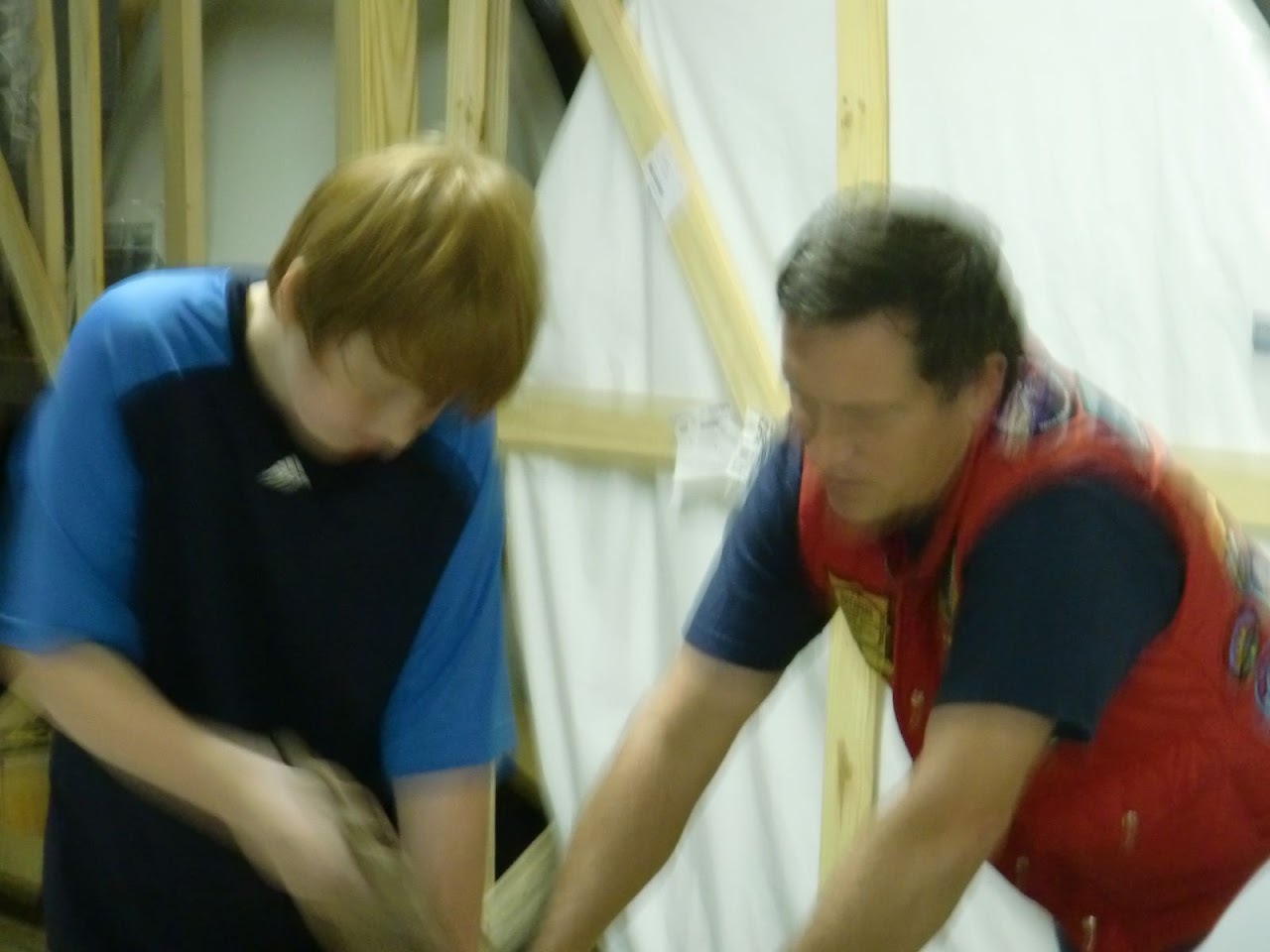 Carpentry Merit Badge Sessions - CIMG1165.JPG