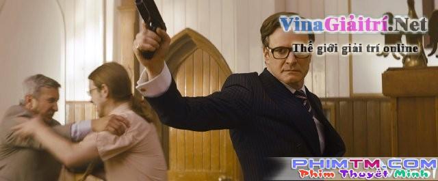 Xem Phim Mật Vụ Kingsman - Kingsman: The Secret Service - phimtm.com - Ảnh 1