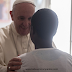 Breaking News: Pope Francis Makes Surprise Visit to Seven Former Nigerian Prostitutes (Photos)