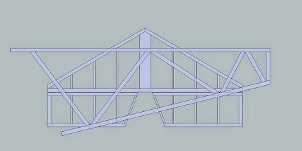 Photo: Jediný plán potřebný na stavbu VOP a části trupu