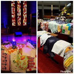 Concord UMC PL Group & Blessing of Blankets-2018
