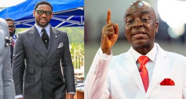 """There's no room for laziness and unfruitfulness"" — COZA pastor, Biodun Fatoyinbo backs Bishop Oyedepo who sacked 40 'unfruitful' pastors [Video]"