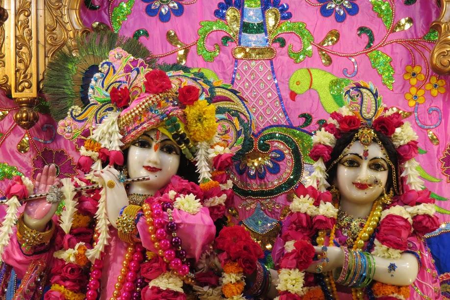 ISKCON Vallabh vidhyanagar Deity Darshan 19 jan 2017 (3)