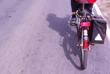 Centano Jugend-Fahrrad 26 Zoll mit Haberland-Satteltasche