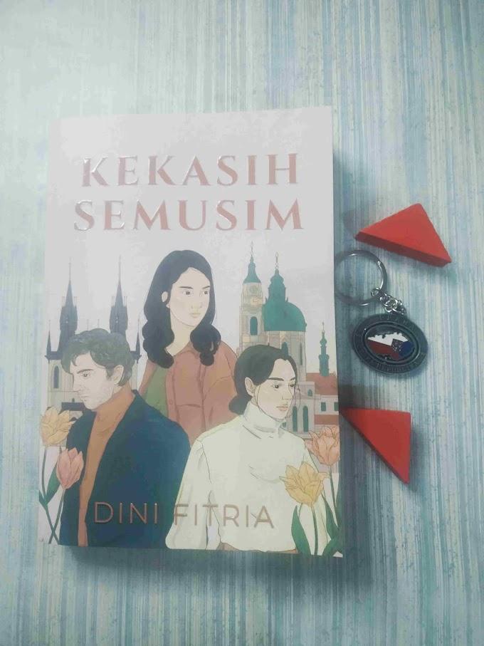 Review Novel Kekasih Semusim
