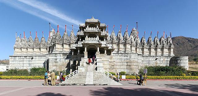 रणकपुर का जैन मंदिर
