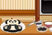 كعكة الباندا
