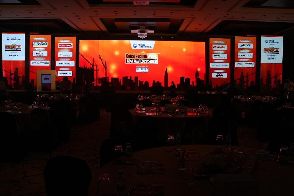 Construction Week India Awards 2015 - Sahara Star 8