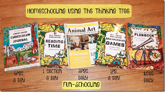 Homeschooling with The Thinknig Tree A