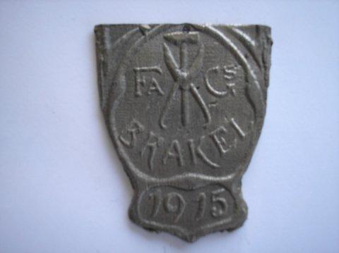 Naam: BrakelPlaats: HaarlemJaartal: 1915