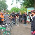 Wabup Subang Lepas Peserta Sepeda Sehat Dalam Acara Aniversary Ke-1 SUPEL Subang