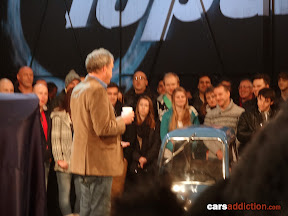 Top Gear Audience with Jermey Clarkson and Peel 50