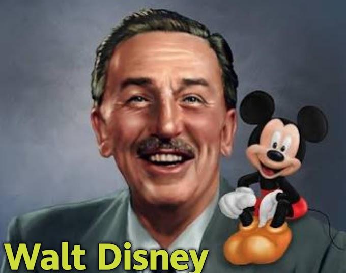 Walt Disney story in hindi | वाल्ट डिज्नी का जन्म 5 सितम्बर 1901 में हुआ था । Micky mouse