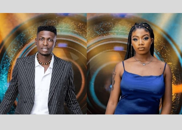 #BBNaija2021: Video of Sammie R0cking Aggressively Angel Causes Commotion Online [Video]
