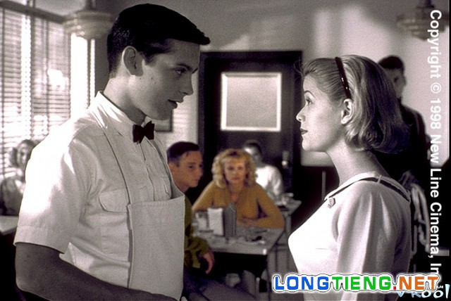 Xem Phim Thị Trấn Êm Đềm - Pleasantville - phimtm.com - Ảnh 1