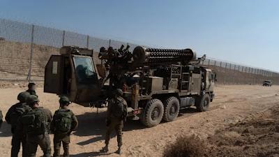 IDF afirma que localizou túnel terrorista de Gaza para Israel