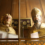 Basilique de Longpont : reliquaire