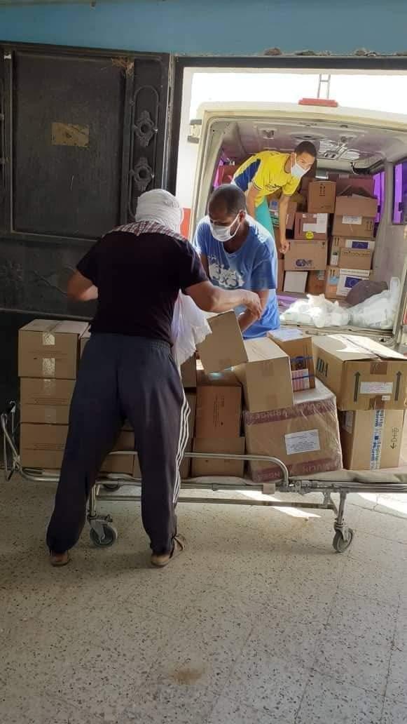 Inquietud en los hospitales de los campamentos saharauis por la falta de material y personal sanitario