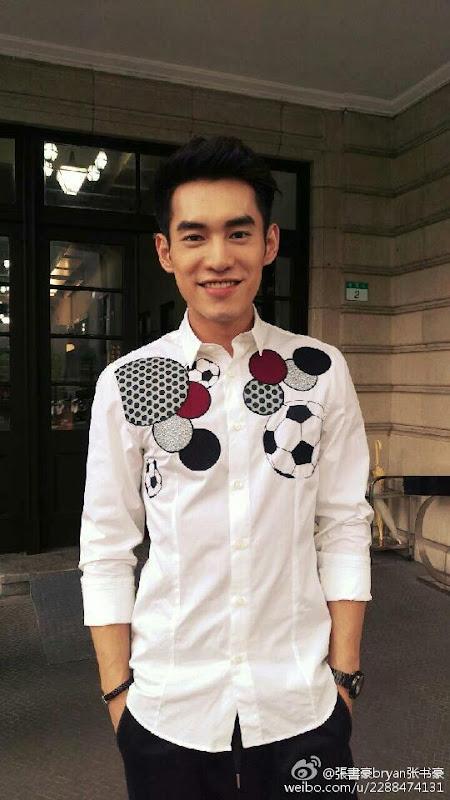 Bryan Chang Shu-hao / Zhang Shuhao China Actor