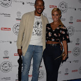 OIC - ENTSIMAGES.COM - Tony Sinclair and Shanie Ryan at the  Jeans for Genes Day 2015 - launch party in London 2nd September 2015 Photo Mobis Photos/OIC 0203 174 1069