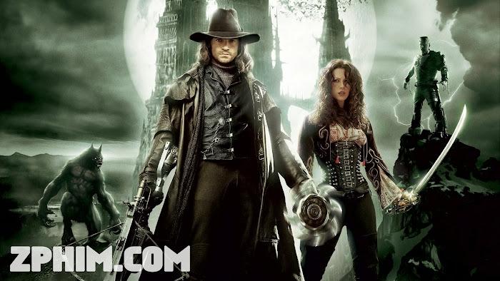 Ảnh trong phim Khắc Tinh Của Ma Cà Rồng - Van Helsing 1